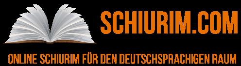 Schiurim, Torah und Daf Jomi in Deutsch