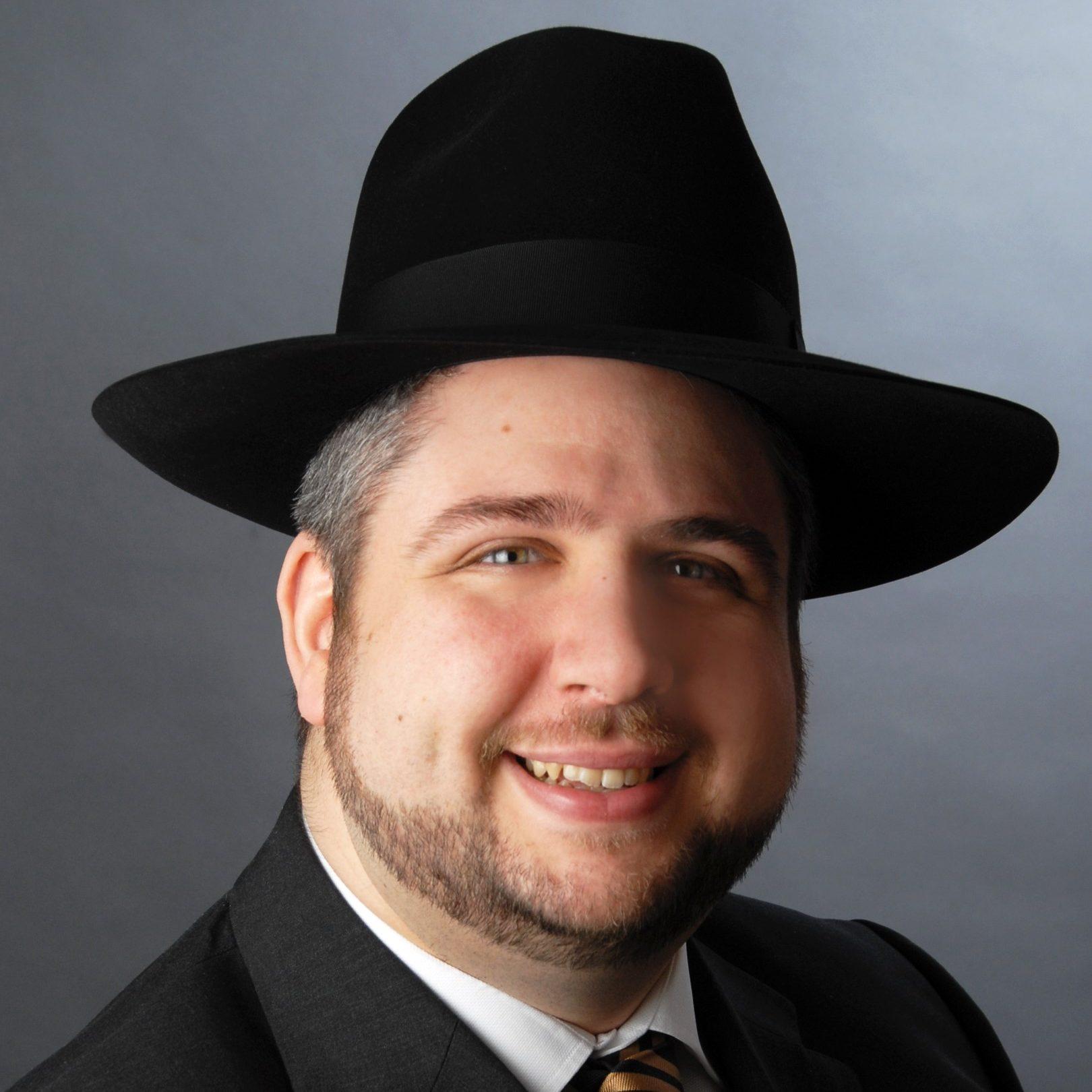 Rabbiner Dovid Geballe
